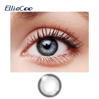 Bộ 2 chiếc kính áp tròng EllieCoo trang trí mắt có màu tự nhiên đẹp và có thể sử dụng trong một năm thumbnail