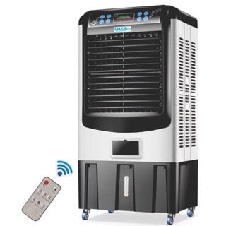 [Mã ELMSDAY giảm 6% đơn 2TR] Quạt điều hoà hơi nước mã HS40B , 60L điều khiển từ xa , bảo hành 2 năm