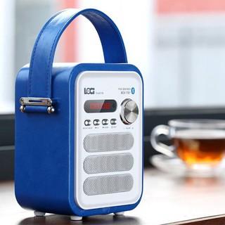 [FreeShip – Hàng chính hãng ] Loa Loci Xanh Biển nghe tiếng anh cho bé - Loa nghe mp3/ đài FM Loci P50