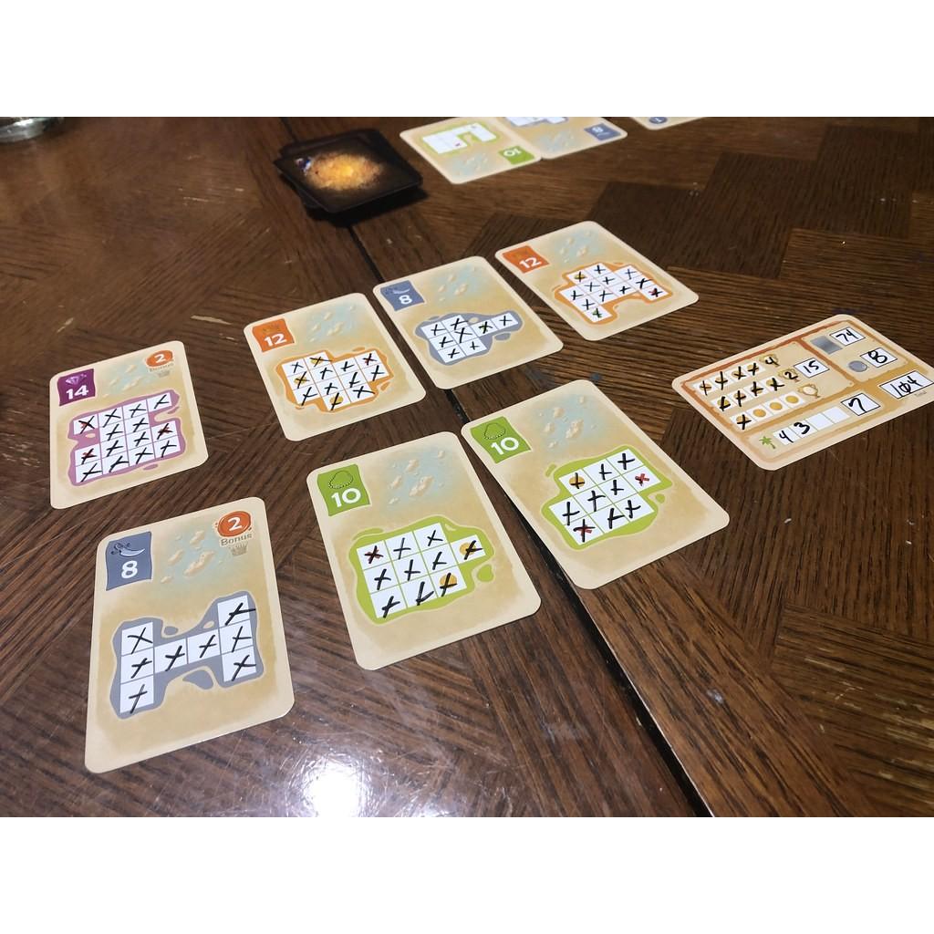 [US] Silver and Gold - Trò Chơi Board Game