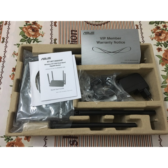 Router ASUS AC1300UHP
