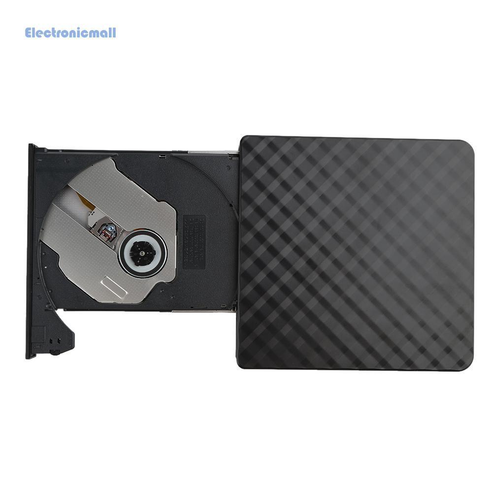 Đầu Ghi Đĩa Dvd Rw-Rom Usb 3.0 + Bộ Phụ Kiện Đi Kèm