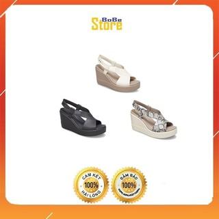 Sandal Đế Cao 9cm Model Mới Full Tag, Hộp, Siêu Đẹp, Êm, Bền & Nhẹ Cho Nữ Nhiều Màu