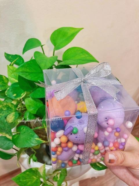 Hộp quà 5 - 10 trứng + 5 - 10 thú Hatchimals