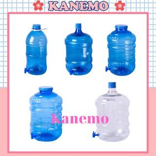 Bình nhựa đựng nước kanemo bình đựng nước có vòi 7,5 lít, 18 lít, 20 lít thumbnail