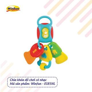 Chìa khóa đồ chơi Winfun có nhạc 0185
