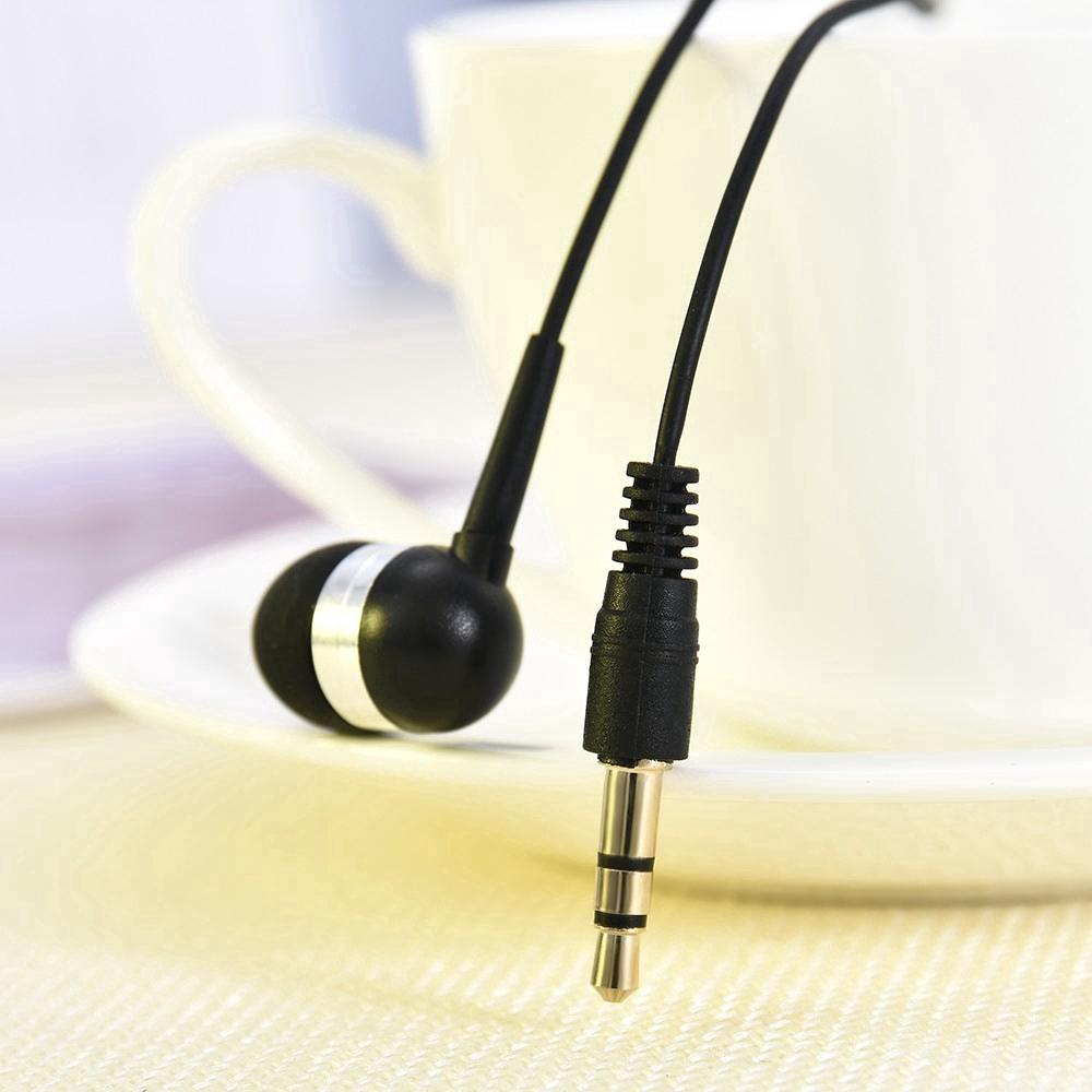 Tai nghe nhét tai một bên giắc cắm 3.5mm dài 118cm tiện dụng