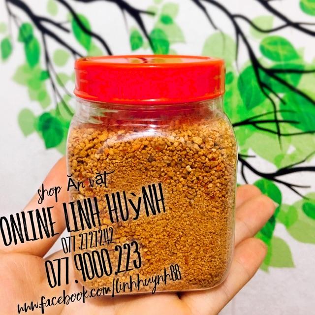 MUỐI ỚT TÔM HỦ NHỎ / Loại Hạt  Nhỏ / COMBO 2 HỦ