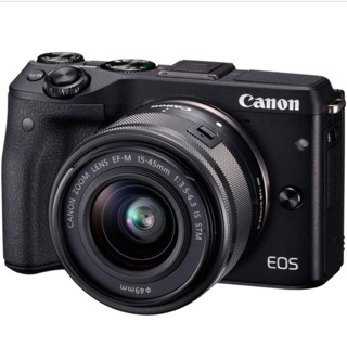 Máy ảnh Canon M3★FREESHIP★ like new 98%
