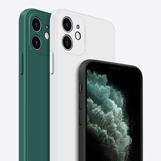 DGD Ốp điện thoại silicon màu kẹo nhám kèm dây đeo cho iPhone 6 6S 7 8 Plus X XS MAX XR iPhone 11 Pro max SE 2020 hai 45
