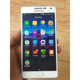 Samsung galaxy A5 2015 2 sim trắng zin