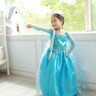 Đầm công chúa Elsa 14