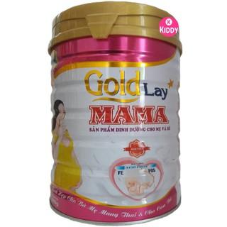 [Sale] Sữa Goldlay Mama dinh dưỡng cho mẹ và bé lon 900g (HSD mới)