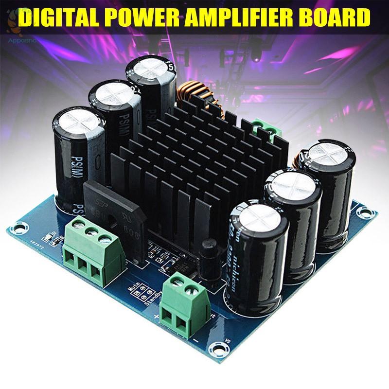 [BEST] XH-M253 420W Mono Digital Amplifier Board TDA8954TH High Power Module Board