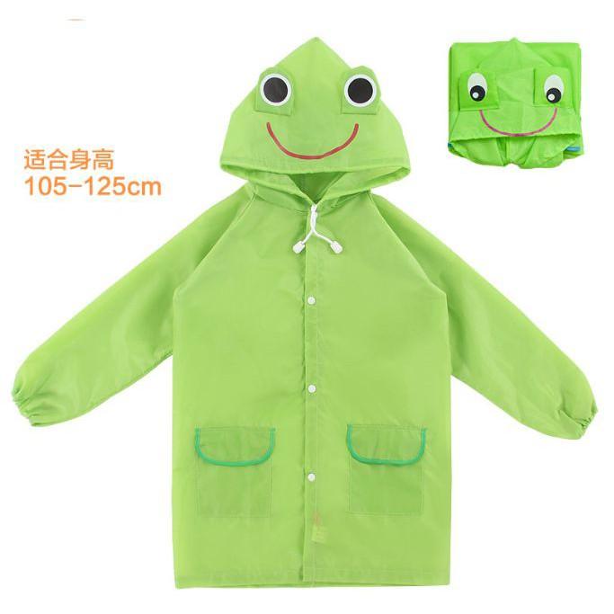 áo mưa hình thú c
