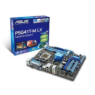Main Asus P5G41T-MLX Socket 775 Hỗ trợ Ram 3/1333