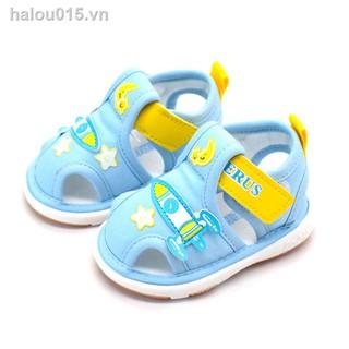 Giày Sandal Đế Mềm Cho Bé 0-1 Tuổi 6-8 – 12 Tháng Tuổi