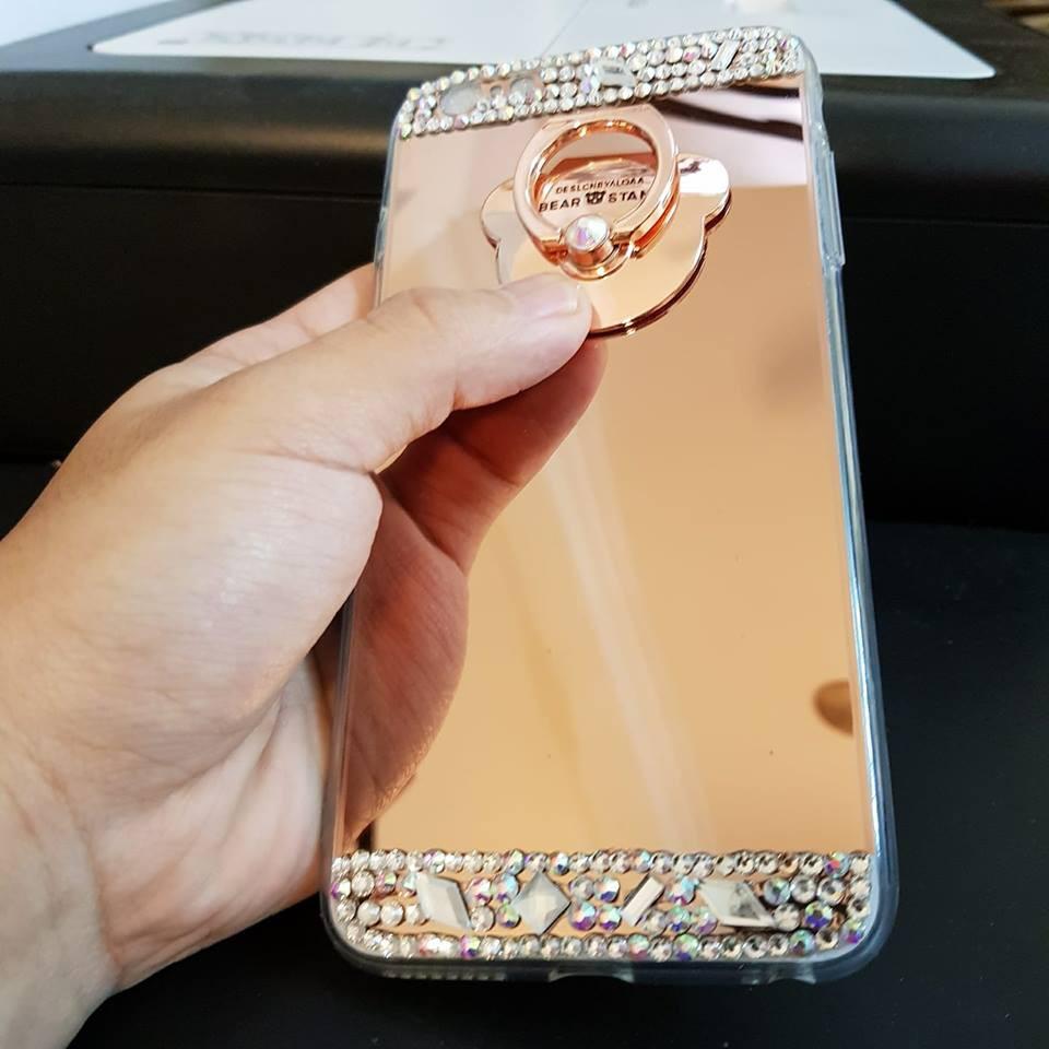 Ốp lưng iPhone 6 Plus / 6S Plus tráng gương đính đá kèm nhẫn điện thoại - 2432519 , 498796566 , 322_498796566 , 150000 , Op-lung-iPhone-6-Plus--6S-Plus-trang-guong-dinh-da-kem-nhan-dien-thoai-322_498796566 , shopee.vn , Ốp lưng iPhone 6 Plus / 6S Plus tráng gương đính đá kèm nhẫn điện thoại