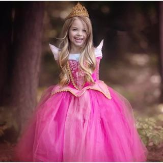 Đầm công chúa Aurora - công chúa ngủ trong rừng