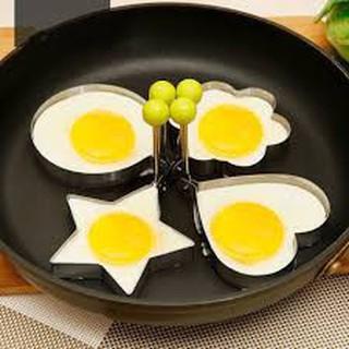 Bộ 4 Khuôn rán trứng cute 2019 Mã WA9925 giảm 25k đơn từ 200k, WA9920 1613 SHIPNHANH88 thumbnail