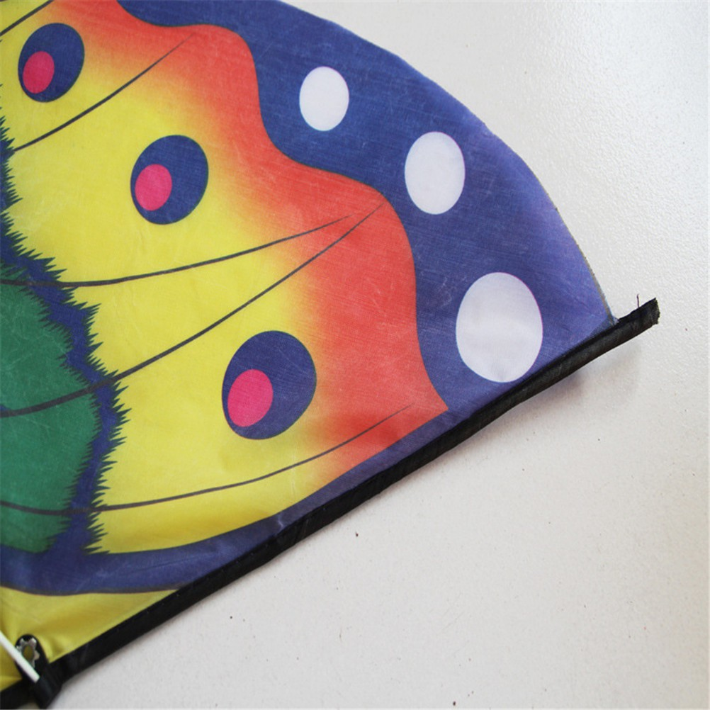 ❤❤90cm Butterfly Kite Single Line Novelty Animal Kites Children's.Gift Toys