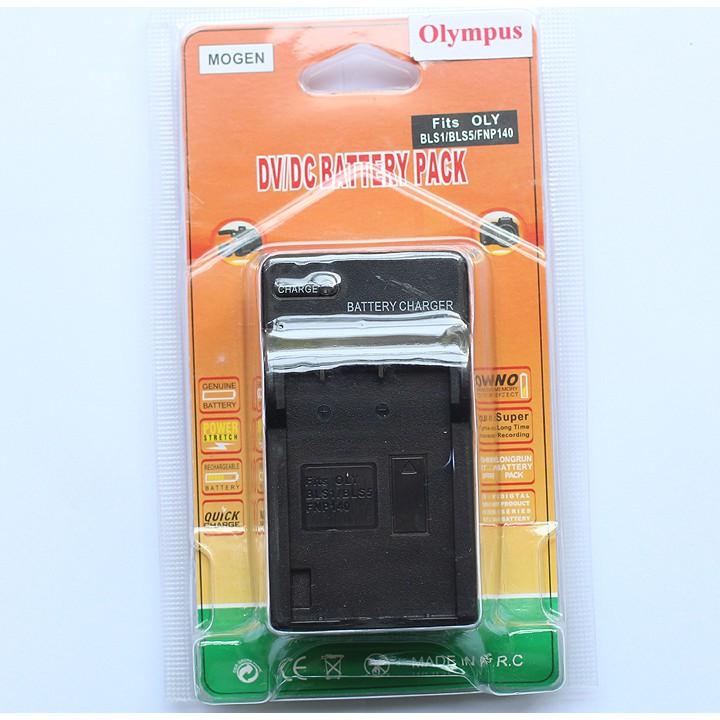 sạc mogen cho pin olympus BLS1 BLS5 Fuji NP140
