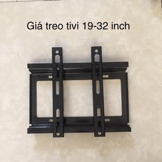 [Xả kho] Giá treo ti vi phẳng ôm sát tường 19-33 inch kèm ốc