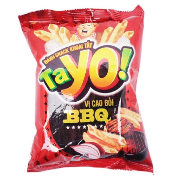 Bánh snack khoai tây Tayo 30g - 2578611 , 459105766 , 322_459105766 , 10000 , Banh-snack-khoai-tay-Tayo-30g-322_459105766 , shopee.vn , Bánh snack khoai tây Tayo 30g
