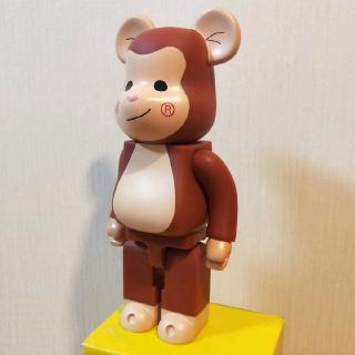 New Popular Street Fashion High Quality Clot EDC Monkey Bearbrick Action Figure