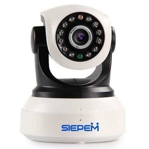 Camera IP WiFi thông minh Siepem IP S6203Y - 2591524 , 213933715 , 322_213933715 , 695000 , Camera-IP-WiFi-thong-minh-Siepem-IP-S6203Y-322_213933715 , shopee.vn , Camera IP WiFi thông minh Siepem IP S6203Y