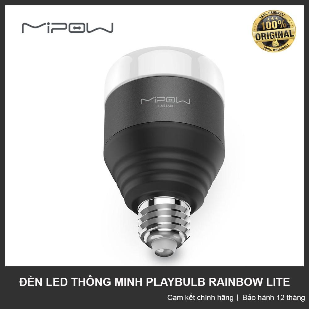Đèn LED thông minh MiPow PlayBulb Rainbow Lite - Hãng phân phối chính thức