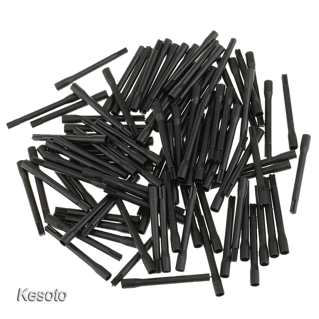 100pcs Permanent Makeup Tattoo Ink Pigment Mixed Mixing Sticks