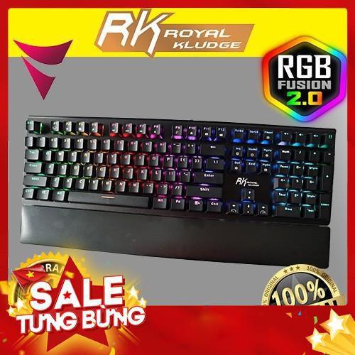 [Nhập ELCL30K giảm 30K đơn từ 200K]Bàn Phím Cơ RK-s108 phiên bản RGB Giá chỉ 820.000₫