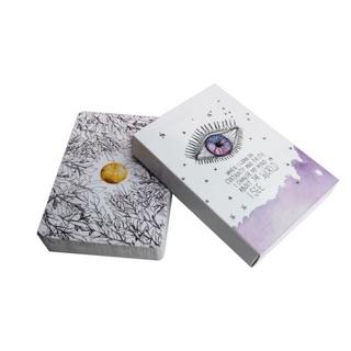 Bộ Bài Tarot Bói Universe Mysterious Oracle Cards Tarot-Universe has your back Cao Cấp