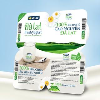 [INBOX TRƯỚC KHI MUA HÀNG] Sữa Chua Ăn VPMilk Đà Lạt Fresh Yogurt
