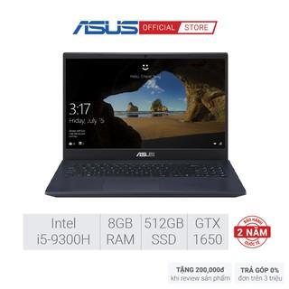 LAPTOP Asus VivoBook Gaming F571GT-AL851T i5-9300H 8GB RAM 512GB SSD GTX 1650 15.6 Win 10 thumbnail