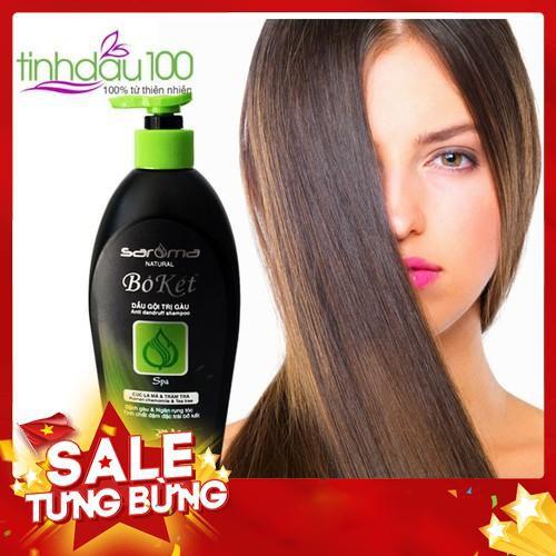 Dầu gội bồ kết trị gàu, ngăn rụng tóc Saroma 700ml - 14925918 , 2723743045 , 322_2723743045 , 174000 , Dau-goi-bo-ket-tri-gau-ngan-rung-toc-Saroma-700ml-322_2723743045 , shopee.vn , Dầu gội bồ kết trị gàu, ngăn rụng tóc Saroma 700ml