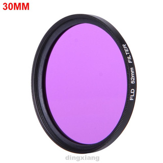Accessories Durable Photography Resin Small Thin Camera Lens Filter
