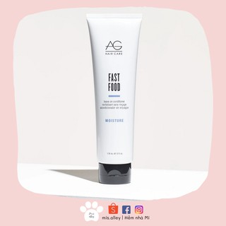 AG Hair Dầu dưỡng tóc Fast Food Leave-on Conditioner 178ml thumbnail