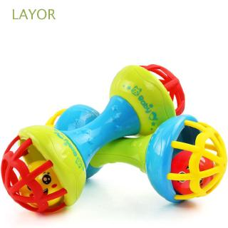LAYOR Baby Gift Lovely Developmental Infant Rattle Toy
