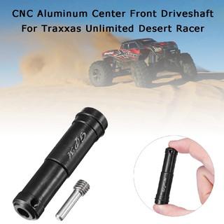 New arriva ►Aluminum Center Front Driveshaft for Traxxas Unlimited Desert Racer Car