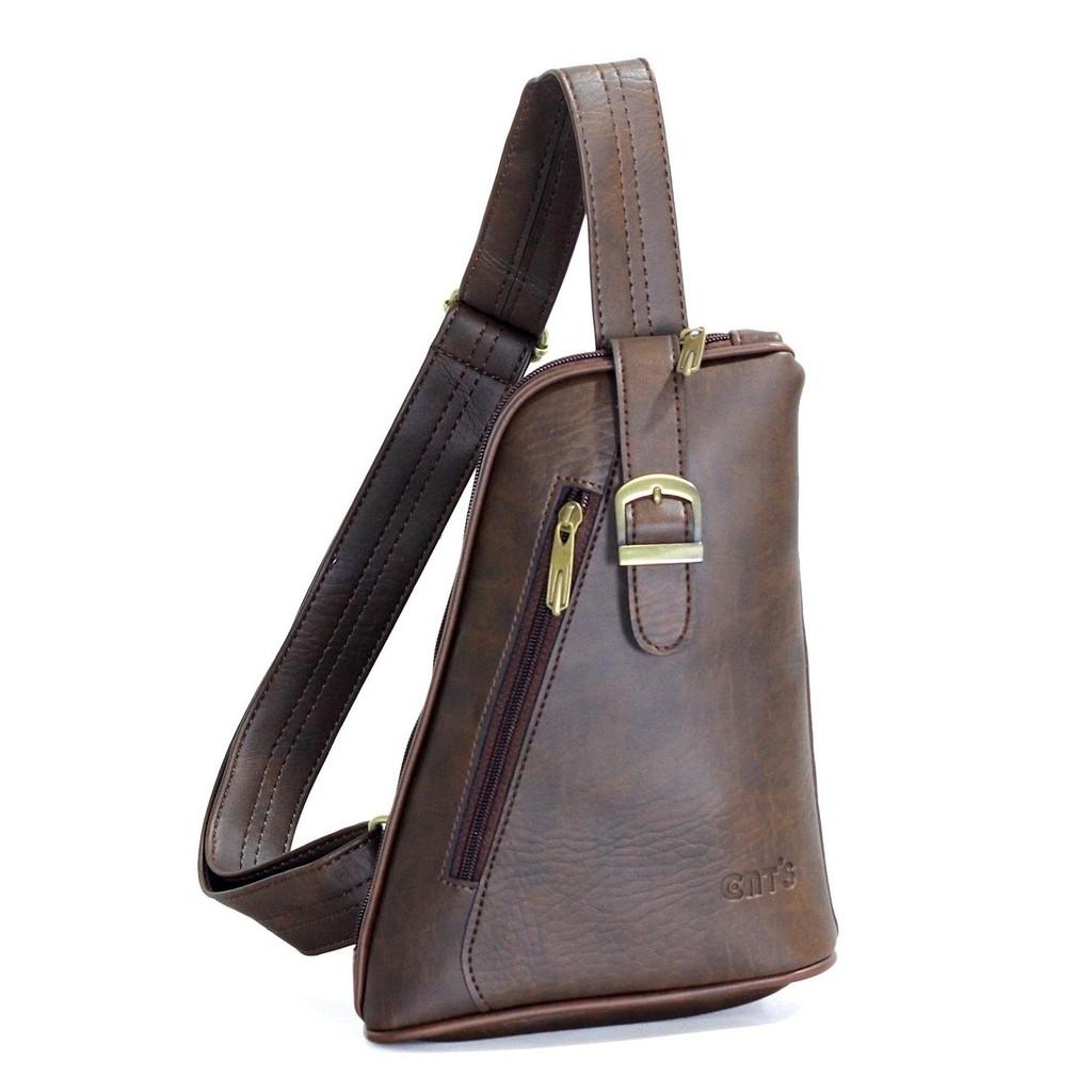 Túi đeo chéo CNT Unisex MQ24 sành điệu