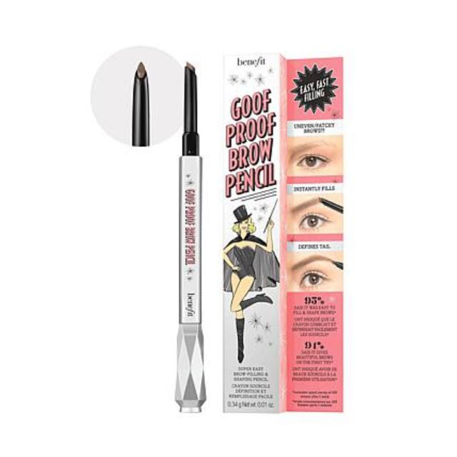 Chì kẻ mày Benefit Goof Proof Brow Pencil Mini màu 3