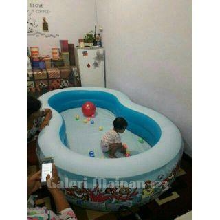 Bể Bơi Phao 2.62m x 1.57m x 46cm – Bestway 54118