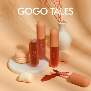 [ GOGO TALES ] Son Kem Lì GOGOTALES Hạt Dẻ GT215 thumbnail