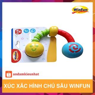 Xúc xắc hình chú sâu Winfun 0184
