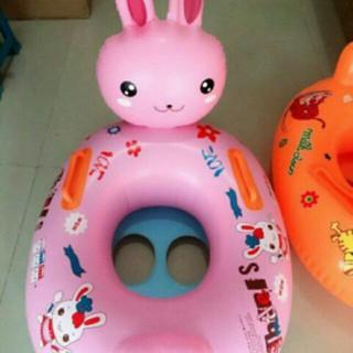 Phao bơi hình thỏ cho bé