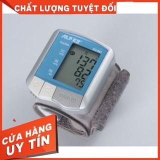 Máy đo huyết áp cổ tay điện tử tự động Alpk2 061 - Made in Japan thumbnail