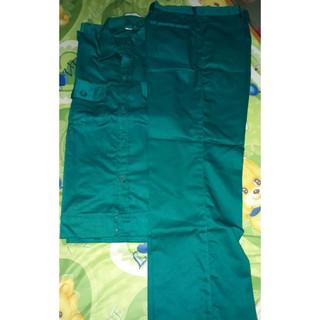 ĐỒ BẢO HỘ LAO ĐỘNG, vải kaki