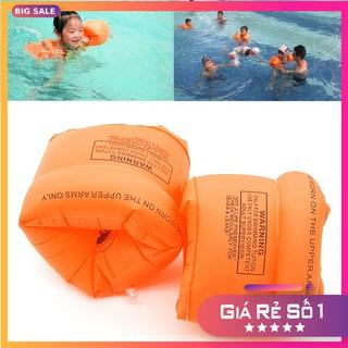 Phao bơi trẻ em đeo tay - Bộ 2 chiếc giành cho người tập bơi thumbnail